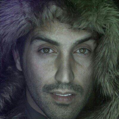 تو قهرمان زندگیم شدی ببین شدی تاج سرم احمد سلو