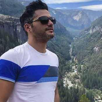 عشق یعنی احمد سعیدی